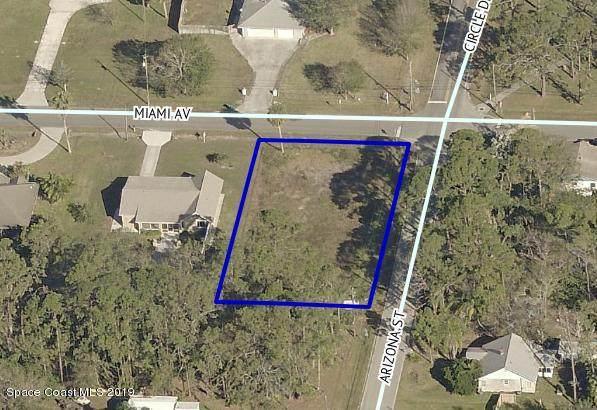 4215 Miami Avenue, Melbourne, FL 32904 (MLS #886019) :: Blue Marlin Real Estate