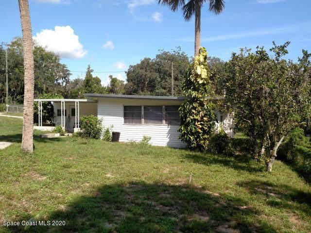 468 N Dixie Avenue N, Titusville, FL 32796 (MLS #886420) :: Blue Marlin Real Estate