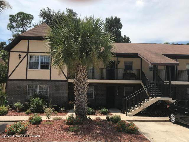 3013 Sir Hamilton Circle #10, Titusville, FL 32780 (MLS #886811) :: Premium Properties Real Estate Services