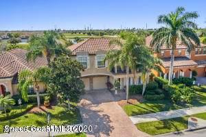 439 Montecito Drive, Satellite Beach, FL 32937 (MLS #886812) :: Blue Marlin Real Estate