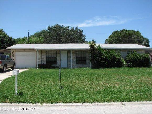 2318 Leewood Boulevard, Melbourne, FL 32935 (MLS #886974) :: Blue Marlin Real Estate