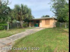 4353 Thistleberry Drive, Melbourne, FL 32935 (MLS #887256) :: Blue Marlin Real Estate