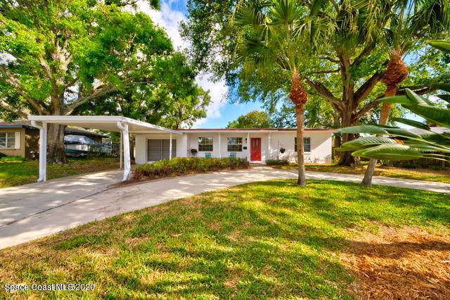 616 Dianne Drive, Melbourne, FL 32935 (MLS #887369) :: Premium Properties Real Estate Services