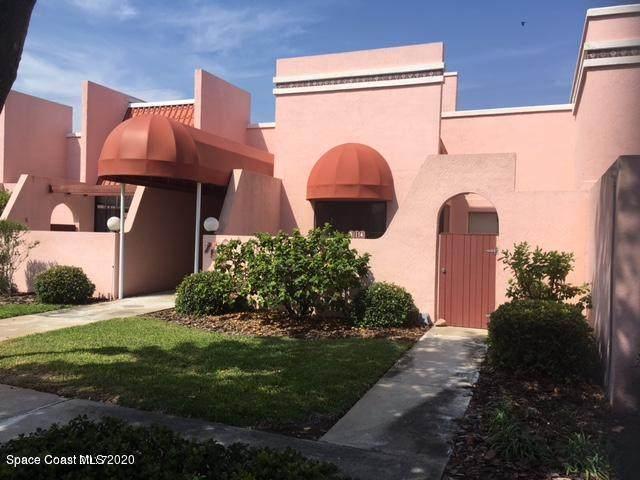 752 S Orlando Avenue #309, Cocoa Beach, FL 32931 (MLS #887639) :: Premium Properties Real Estate Services