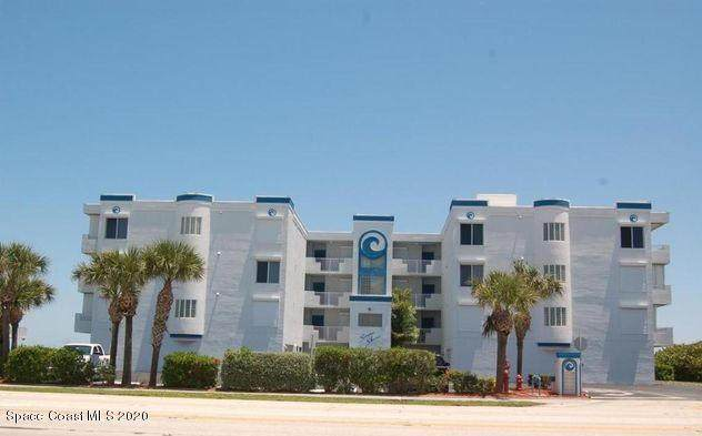 2035 Highway A1a #202, Indian Harbour Beach, FL 32937 (MLS #887658) :: Coldwell Banker Realty