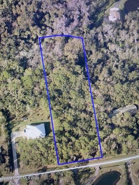 4160 Deerwood, Melbourne, FL 32934 (MLS #888045) :: Blue Marlin Real Estate