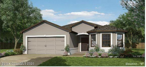 6568 Marble Road, Cocoa, FL 32927 (MLS #888371) :: Blue Marlin Real Estate