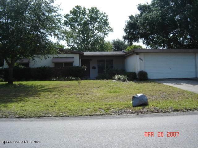 4715 Key Largo Drive W, Titusville, FL 32780 (MLS #888434) :: Premium Properties Real Estate Services