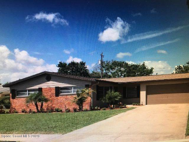 1711 Hubbard Drive, Rockledge, FL 32955 (MLS #888675) :: Engel & Voelkers Melbourne Central