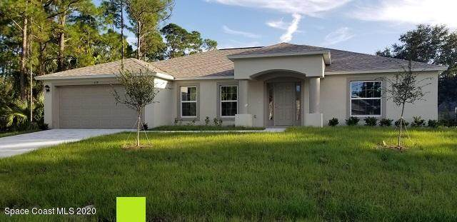458 Fitchburg Street SW #31, Palm Bay, FL 32908 (MLS #888774) :: Armel Real Estate