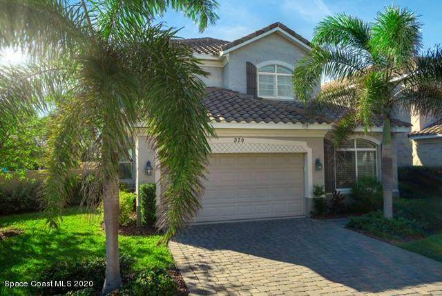 370 Felice Place, Cocoa Beach, FL 32931 (MLS #888785) :: Engel & Voelkers Melbourne Central