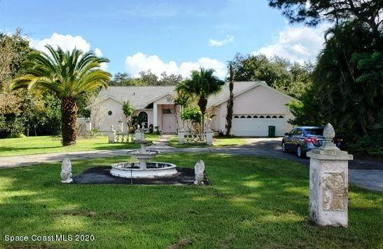 5780 Eagle Way, Merritt Island, FL 32953 (MLS #889058) :: Coldwell Banker Realty