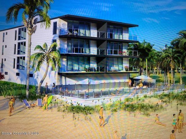405 N Miramar Avenue P.H. 1, Indialantic, FL 32903 (MLS #889080) :: Armel Real Estate