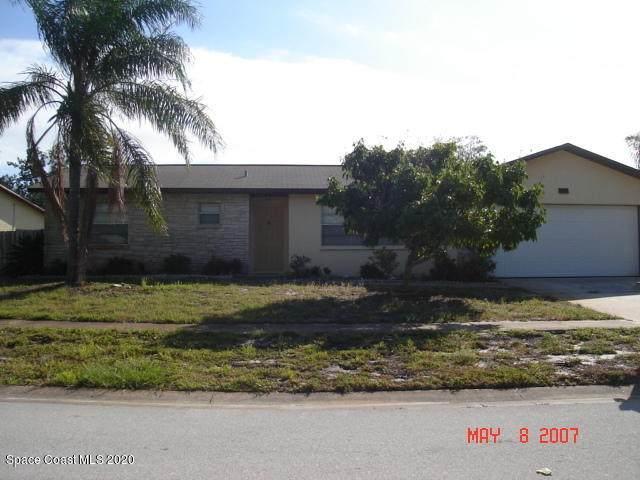 1481 Huff Court, Melbourne, FL 32935 (MLS #889098) :: Engel & Voelkers Melbourne Central