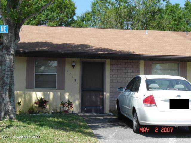 4714 Marengo Lane, Titusville, FL 32780 (MLS #889172) :: Premium Properties Real Estate Services