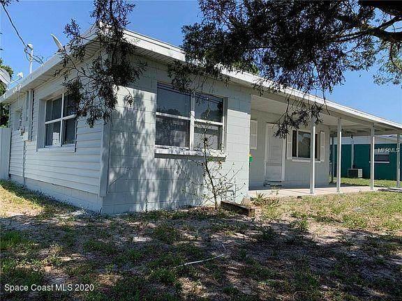 306 N Lake View Boulevard N, Cocoa, FL 32926 (MLS #889222) :: Premium Properties Real Estate Services