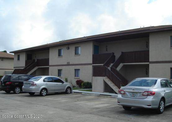 1804 University Lane #301, Cocoa, FL 32922 (MLS #889369) :: Blue Marlin Real Estate