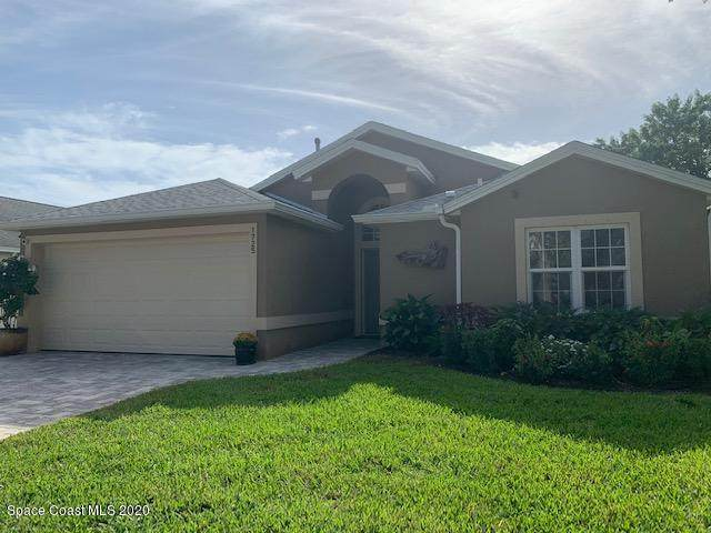 1725 Morning Glory Drive, Melbourne, FL 32940 (MLS #889904) :: Premium Properties Real Estate Services