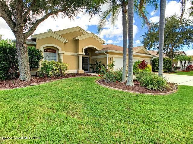 8005 Duncastle Court, Melbourne, FL 32940 (MLS #890050) :: Engel & Voelkers Melbourne Central