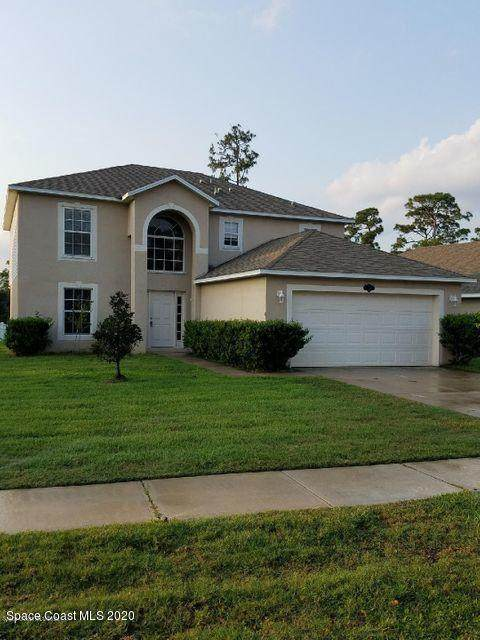 299 Macon Drive, Titusville, FL 32780 (MLS #890255) :: Coldwell Banker Realty