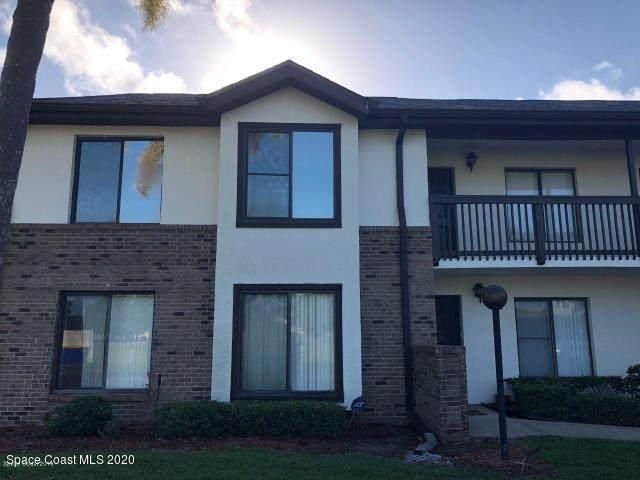 1515 Huntington Lane #721, Rockledge, FL 32955 (MLS #890270) :: Blue Marlin Real Estate