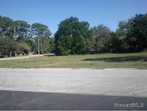 0 N Old Dixie Highway, Titusville, FL 32796 (MLS #890459) :: Engel & Voelkers Melbourne Central