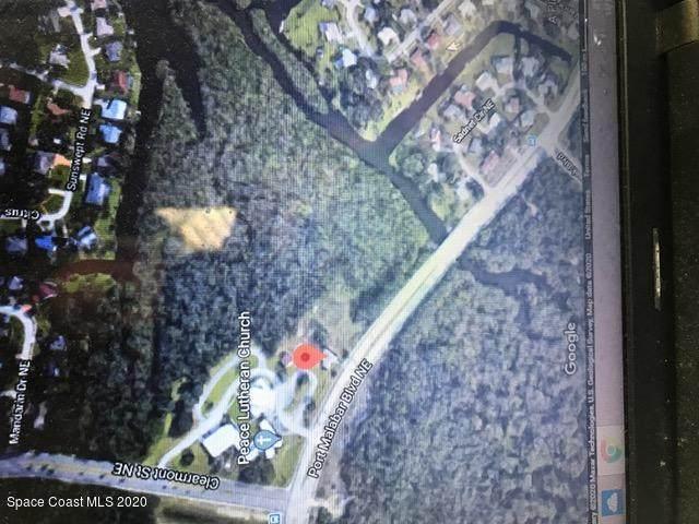 1803 NE Port Malabar Boulevard NE, Palm Bay, FL 32905 (MLS #890466) :: Blue Marlin Real Estate