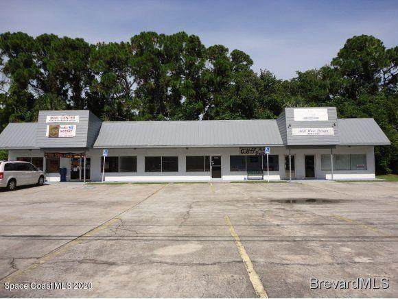 3200 S Hopkins Avenue S, Titusville, FL 32780 (MLS #891446) :: Engel & Voelkers Melbourne Central