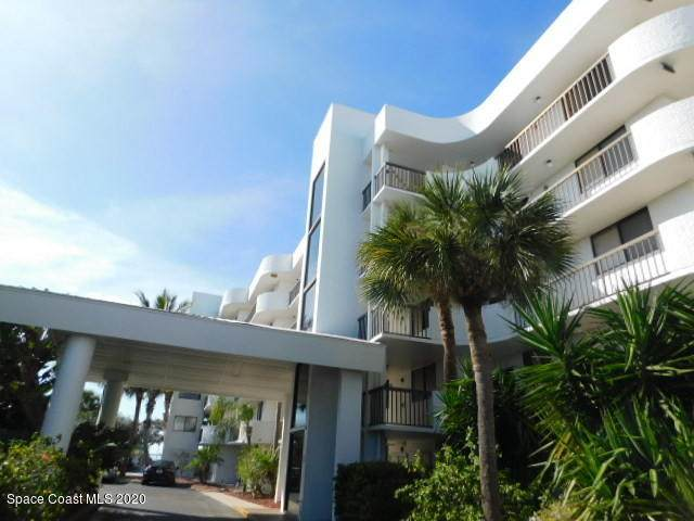 300 Columbia Drive #1042, Cape Canaveral, FL 32920 (MLS #891586) :: Engel & Voelkers Melbourne Central