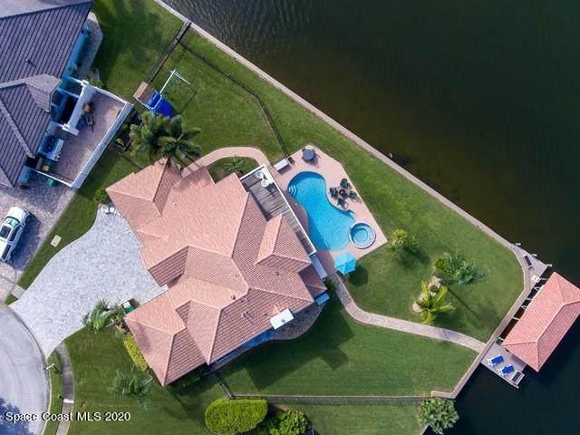 690 Fountain Boulevard, Satellite Beach, FL 32937 (MLS #892023) :: Blue Marlin Real Estate