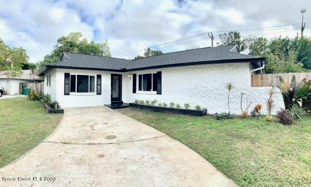 225 Ash Drive, Merritt Island, FL 32953 (MLS #892636) :: Blue Marlin Real Estate