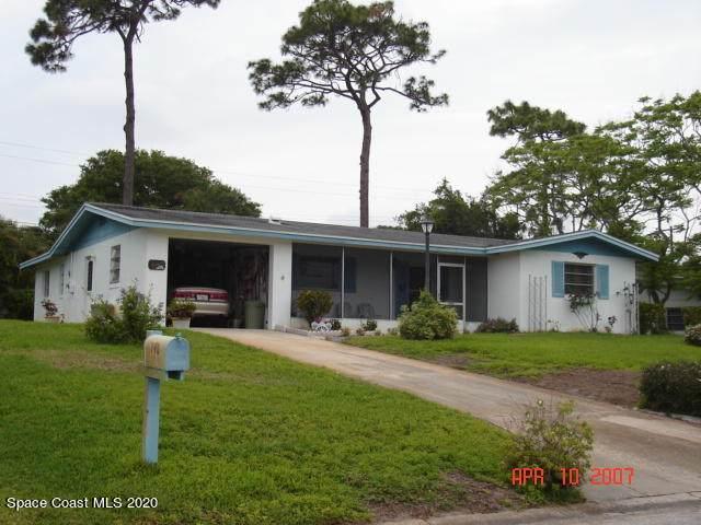 790 Hillcrest Avenue, Titusville, FL 32796 (MLS #892642) :: Blue Marlin Real Estate