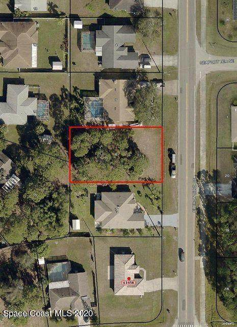 1234 Eldron Boulevard SE #50, Palm Bay, FL 32909 (MLS #892734) :: Premier Home Experts