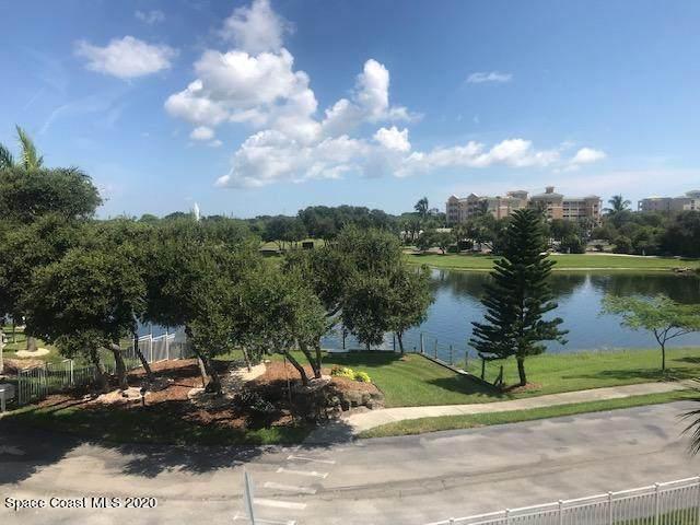 602 Shorewood Drive #304, Cape Canaveral, FL 32920 (MLS #893102) :: Engel & Voelkers Melbourne Central