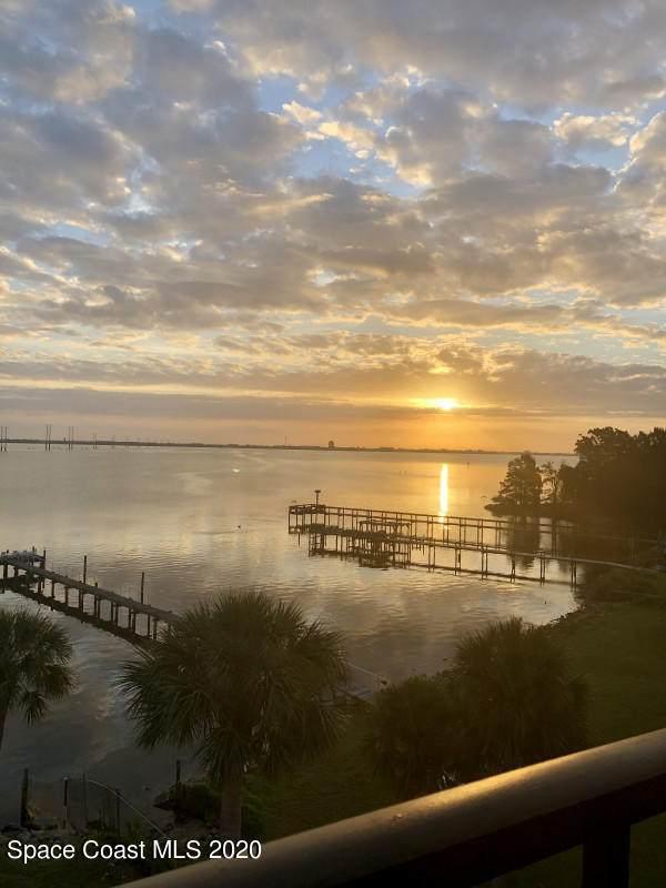 3901 Dixie Highway NE #508, Palm Bay, FL 32905 (MLS #893569) :: Blue Marlin Real Estate