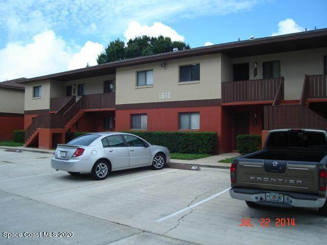 1610 University Lane #1004, Cocoa, FL 32922 (MLS #893653) :: Engel & Voelkers Melbourne Central