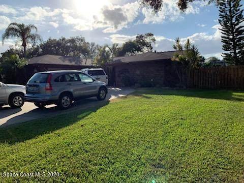 1816 Oakwood Trail, Melbourne, FL 32934 (MLS #893908) :: Blue Marlin Real Estate