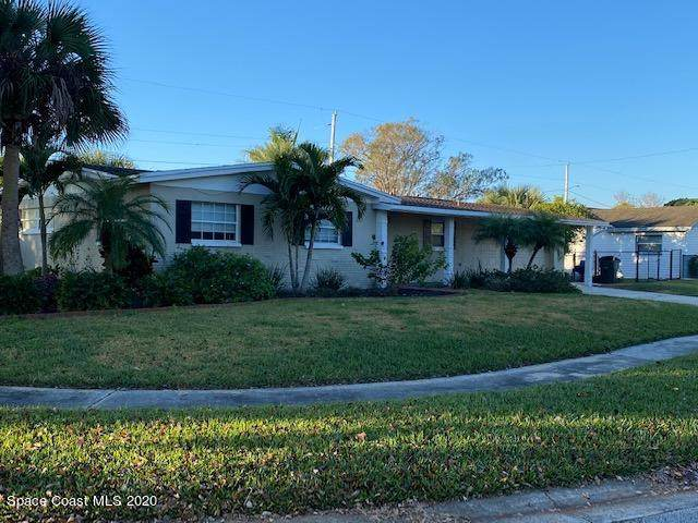 1393 Sarazen Drive, Rockledge, FL 32955 (MLS #893996) :: Blue Marlin Real Estate