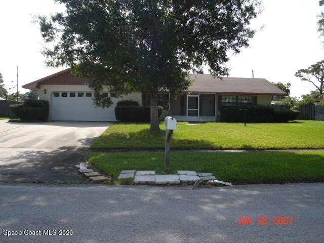 2605 Manorwood Drive, Melbourne, FL 32901 (MLS #894008) :: Blue Marlin Real Estate