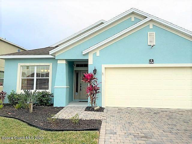 2130 Bridgeport Circle, Rockledge, FL 32955 (MLS #894160) :: Blue Marlin Real Estate