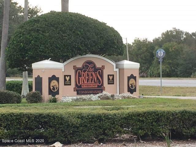 1821 Long Iron Drive #402, Rockledge, FL 32955 (MLS #894341) :: Blue Marlin Real Estate