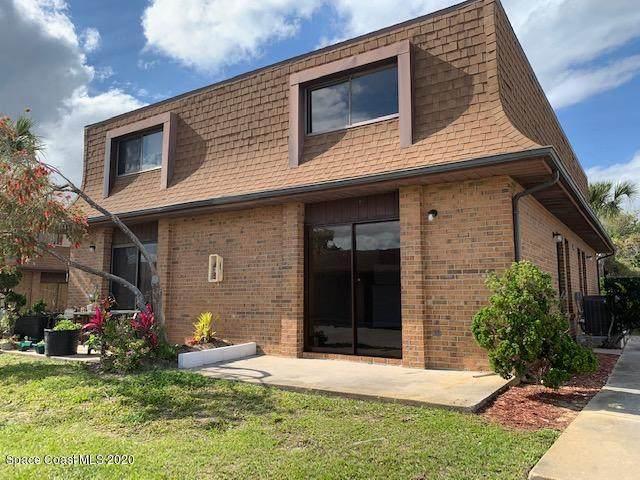 3512 Overlook Drive, Palm Bay, FL 32905 (MLS #894359) :: Blue Marlin Real Estate