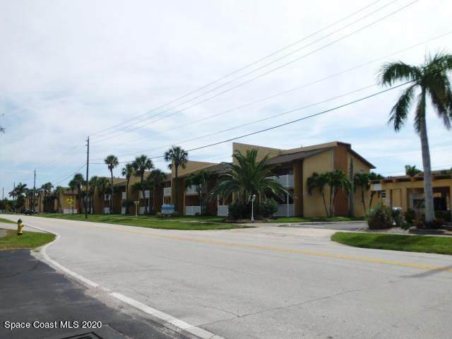 250 N Banana River Drive E-3, Merritt Island, FL 32952 (MLS #894562) :: Premium Properties Real Estate Services