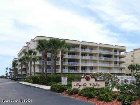 807 Mystic Drive C-509, Cape Canaveral, FL 32920 (MLS #894583) :: Premium Properties Real Estate Services