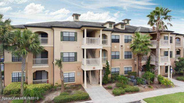 6461 Borasco Drive #1801, Melbourne, FL 32940 (MLS #894670) :: Blue Marlin Real Estate