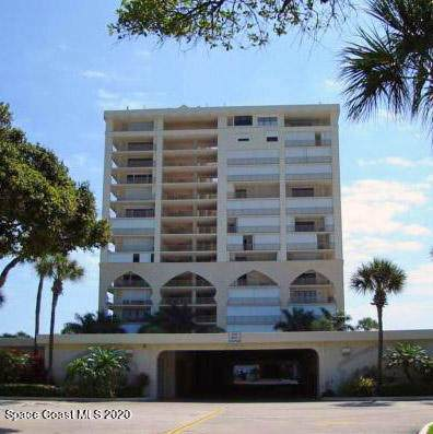 750 N Atlantic Avenue #602, Cocoa Beach, FL 32931 (MLS #894724) :: Premium Properties Real Estate Services