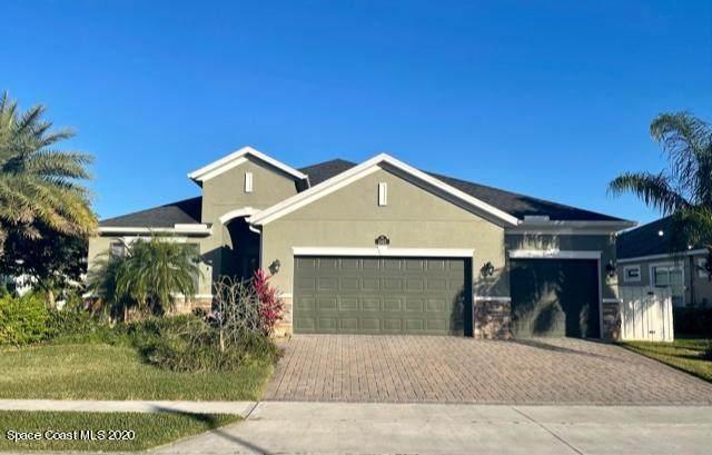 1145 Shiloh Drive, Melbourne, FL 32940 (MLS #894835) :: Blue Marlin Real Estate