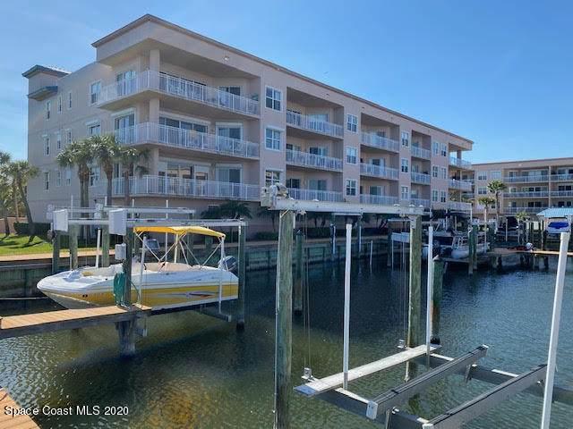 590 S Banana River Drive #104, Merritt Island, FL 32952 (MLS #895027) :: Engel & Voelkers Melbourne Central