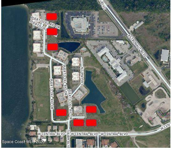 0 W Unknown Boulevard, Cape Canaveral, FL 32920 (MLS #895287) :: Engel & Voelkers Melbourne Central
