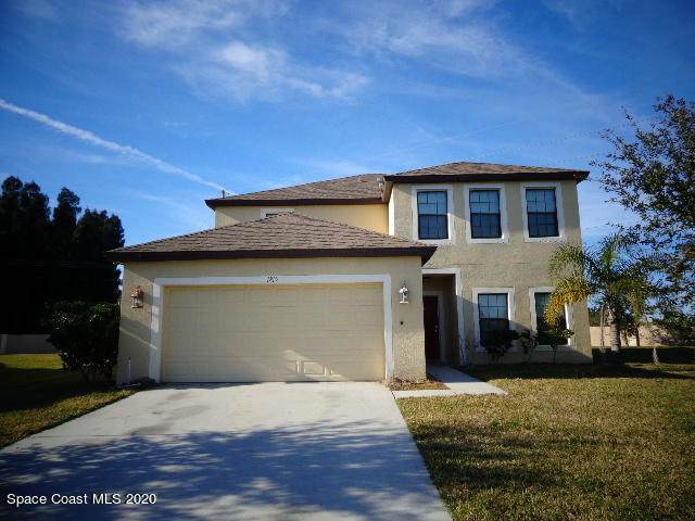 1215 Sangria Circle, Rockledge, FL 32955 (MLS #895487) :: Premium Properties Real Estate Services